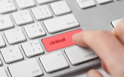 ¿Qué es el clickbait y cómo usarlo de forma correcta?